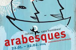 Hilaris Ensemble | arabesques 2014