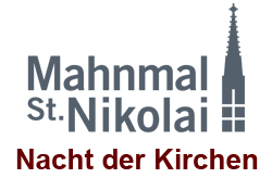 Hilaris Ensemble | Nacht der Kirchen 2014 | Mahnmal St. Nikolai