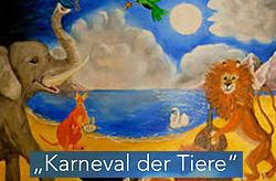 Hilaris Ensemble Karneval der Tiere, Aumühle, Bergedorfer Musiktage