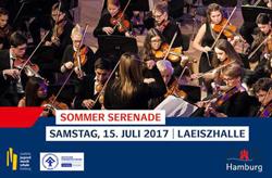 Hilaris Ensemble Sommerserenade der Staatlichen Jugendmusikschule Hamburg, Laeiszhalle Hamburg
