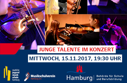 Hilaris Ensemble Junge Talente im Konzert 2017, Miralles Saal
